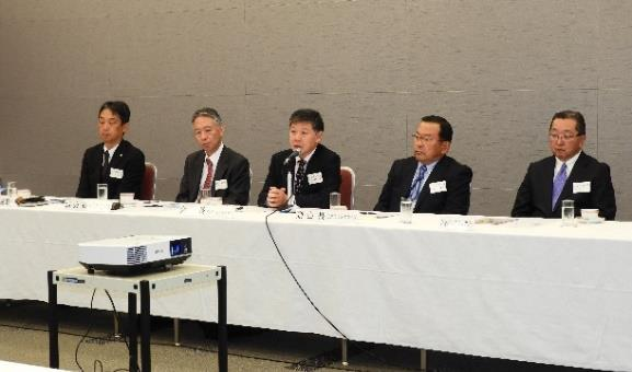 第31 回エネルギー記者会懇談会について